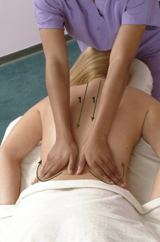 clinical orthopedic massage of the low back